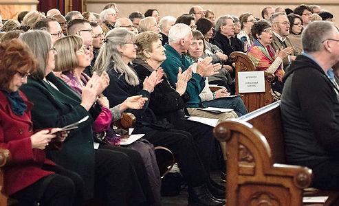 Saint Louis Chamber Chorus - SLCC - Concert
