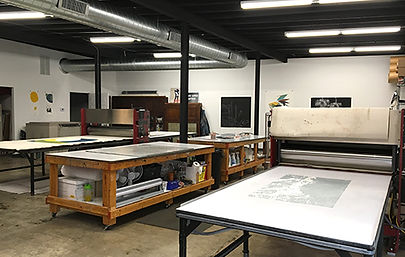 Pele Prints studio