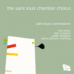 Saint Louis Commissions CD