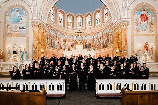 Saint Louis Chamber Chorus - SLCC - Performance