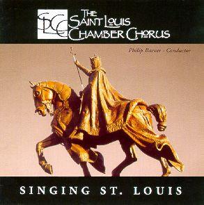 Singing St. Louis CD