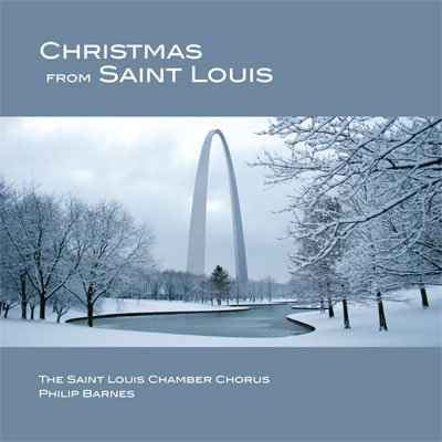 Christmas from Saint Louis CD