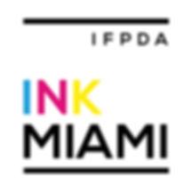 INK Miami art fair logo
