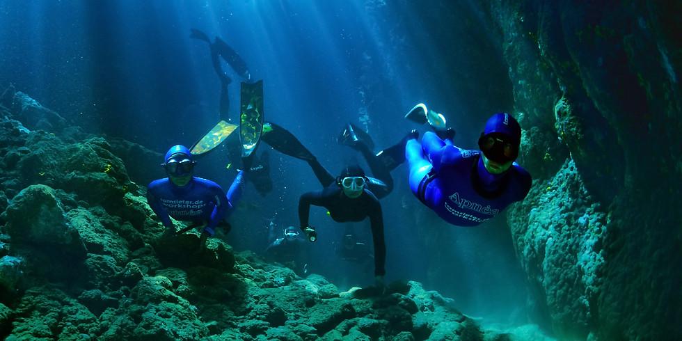 Freediving Corfu