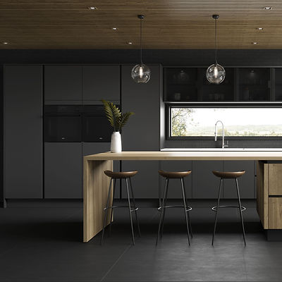 Linear Rustic Oak & Anthracite Main Shot