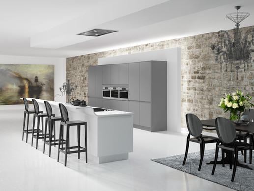 New York Cobble Grey & White