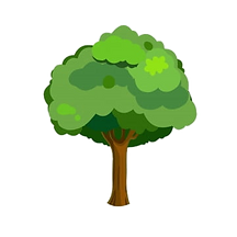 pngtree-hand-drawn-cartoon-tree-material