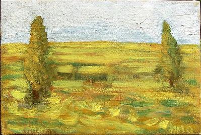 Ugo Tesoriere Landscape