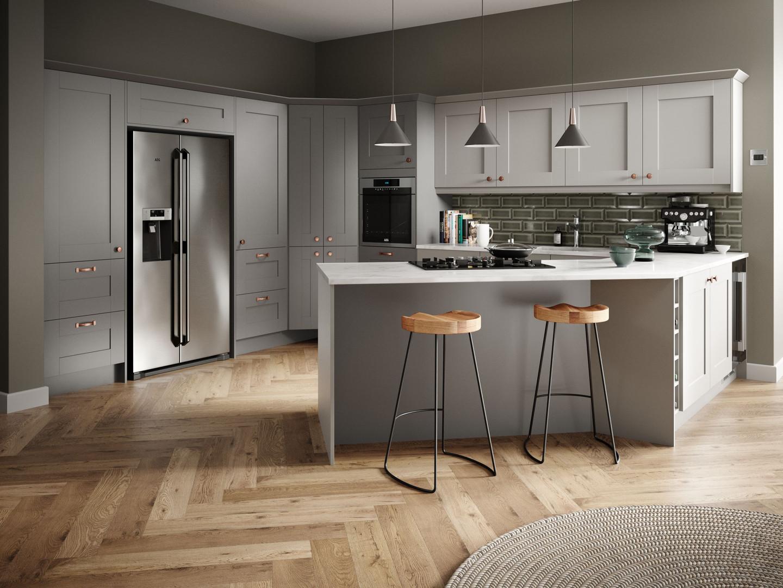 Cranbrook Cobble Grey and Platinum Main