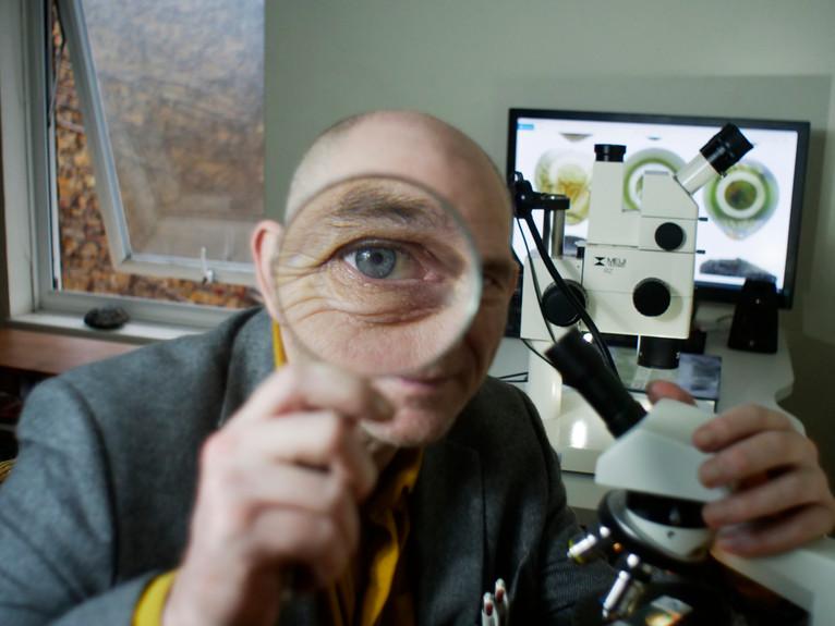 Matt at Microscope Close Up 2.jpg