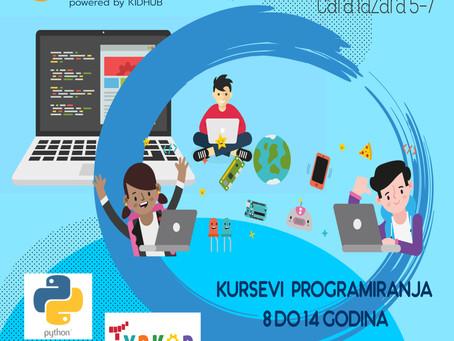 Python i Tynker: Otvorene prijave za kurseve programiranja za decu