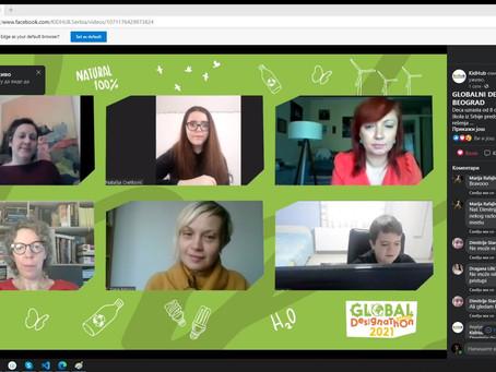 """Deca iz Srbije imaju sjajna rešenja za ekološki izazov """"Održivi izvori energije i klimatske promene"""""""