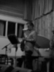 Stephen Main alto sax