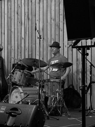 Gary Willcox drums