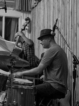 Gary Willcox & Dave Whitford Swanage Jazz Fest 2018