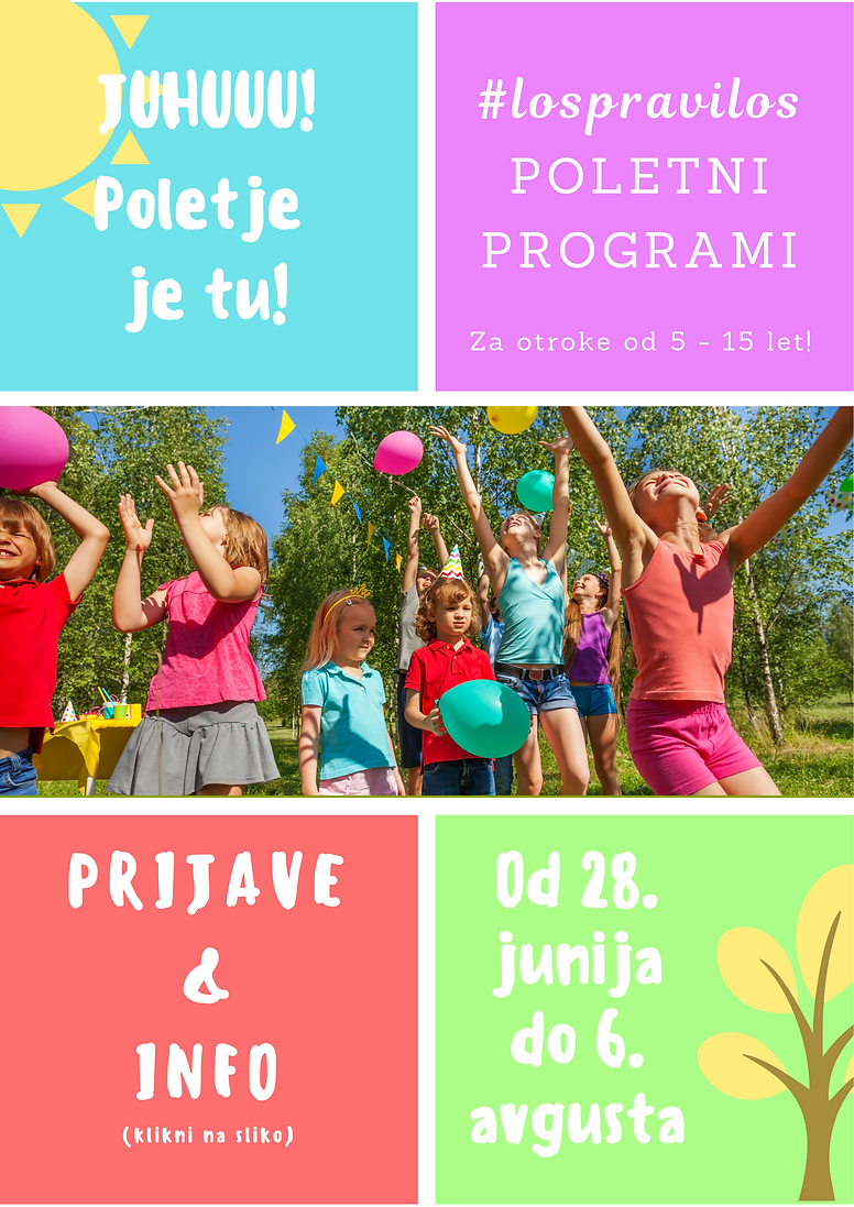 Let's Go Colorful Youth Summer Camp Chur