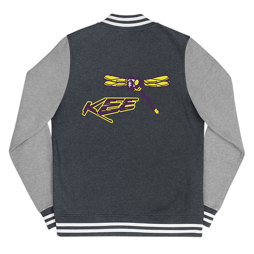 KEE the Dragonfly Letterman Jacket