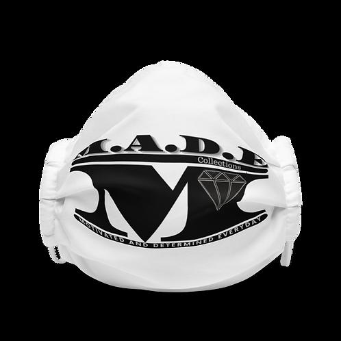 M.A.D.E. Face Mask White