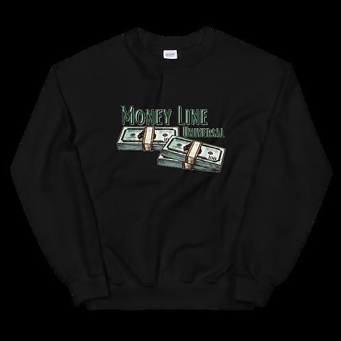 Money Line Universal Unisex Sweatshirt