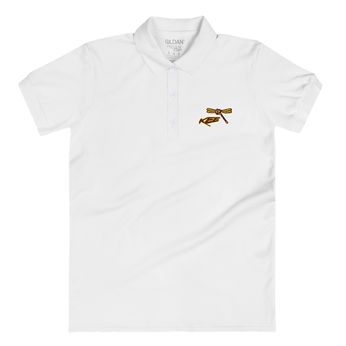 KEE Embroidered Women's Polo Shirt