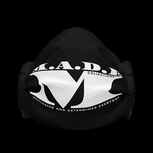 M.A.D.E. Face Mask Black