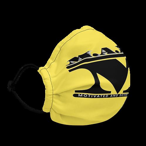M.A.D.E. Face Mask Yellow