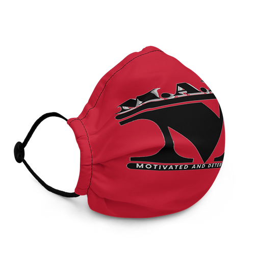 M.A.D.E. Face Mask Red