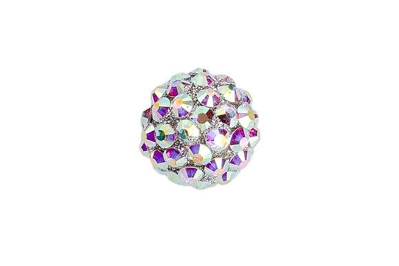 сваровски кристаллы кулон