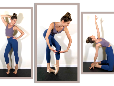 Online Group Classes hosted by the Joffrey Ballet School