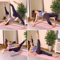 40 Minute Ballet Pilates Fusion YouTube Workout