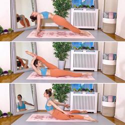 Full Body Strengthen & Lengthen on YouTube
