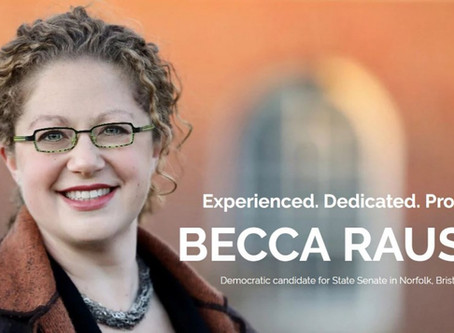 Becca Rausch: Moving Wayland Forward