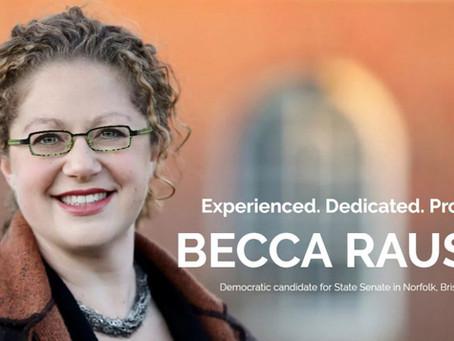 Becca Rausch: Moving Wayland Forward