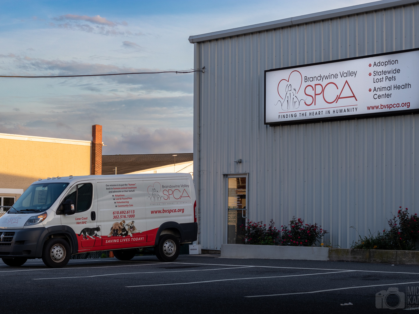 Truck Wrap and Illuminated Signage