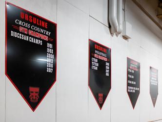 Interior Gymnasium Signage