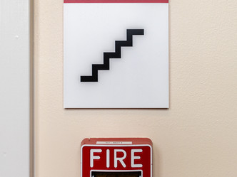 Fire Safety and ADA Signage