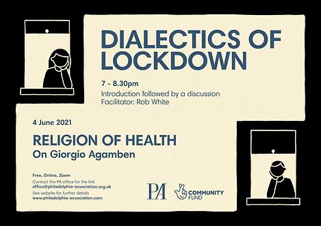 PA_Dialectics of Lockdown_01_RELIGION OF