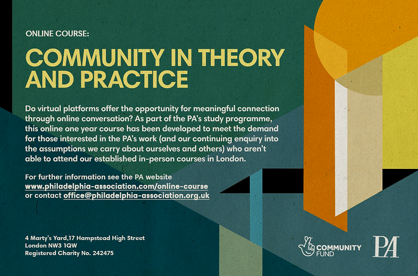 PA_Flyer_COMMUNITY IN THEORY AND PRACTIC