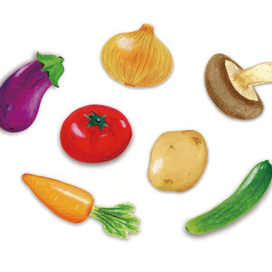 お野菜いろいろ