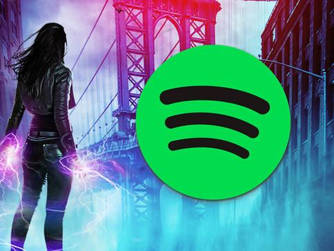 Boundless Series Soundtracks on Spotify