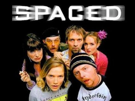 Quarantino Recommends ... Spaced.