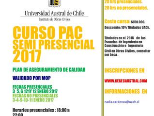 Curso PAC - 2017