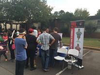 Fall Festival Health Screening at Sedalia Park Elementary