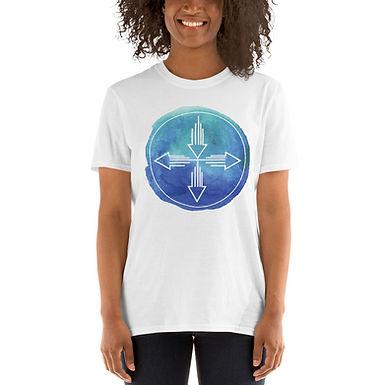 Blue adio | Short-Sleeve Unisex T-Shirt