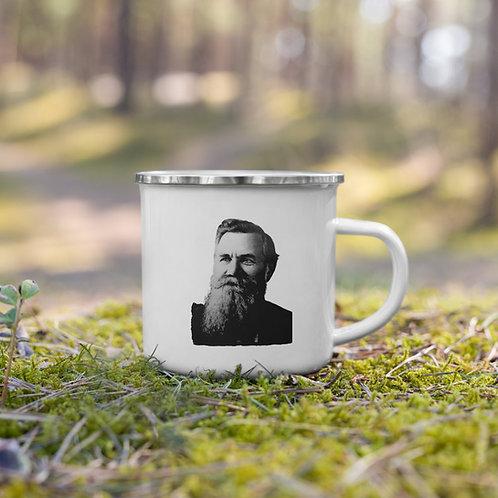 DD Palmer Quote | Enamel Mug