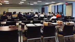 Lunch Workshop for Keyence Team Members