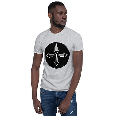 Mens adio | Short-Sleeve Unisex T-Shirt