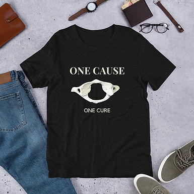 One Cause One Cure - Unisex T-Shirt