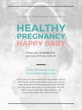 Pregancy Workshops