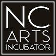 NC Arts Incubator logo
